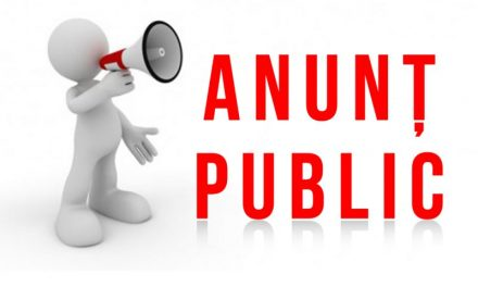 Anunt public-solicitare de inscriere in Registrul electoral cu adresa de resedinta