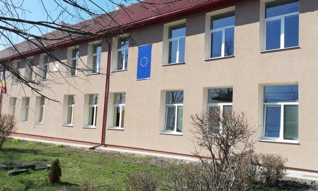 Reabilitarea scolii Gimnaziale Gelu Românul din Dăbâca